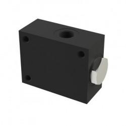 Diviseur de débit fixe 50/50 - 1/2'' - de 15 à 40L/min - DRF104120120