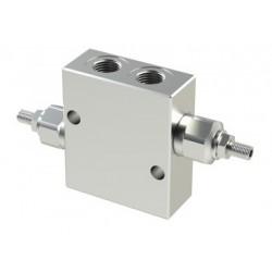 Limiteur de pression double 3/8'' - VBDC3801