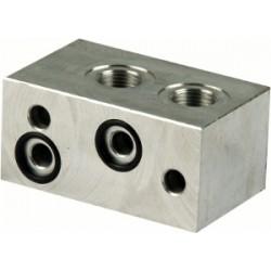 Bloc modulaire Cetop 3 - E60403001