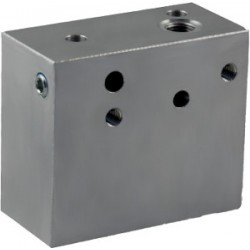 Bloc rotation 90° double - E60403005DF