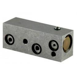 Bloc modulaire à clapet piloté - E60403028