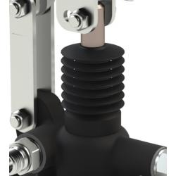 Soufflet de pompe à main - 17500002