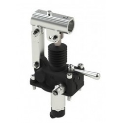 Pompe à main double effet 12cc - PMI-12-LRV