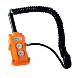 Télécommande 2 boutons pour montage DC - P0201