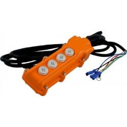 Télécommande 4 boutons pour montage DC - P0201